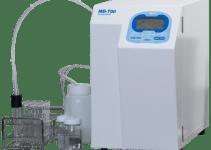 máy đo thuỷ ngân mẫu lỏng md 700 kem