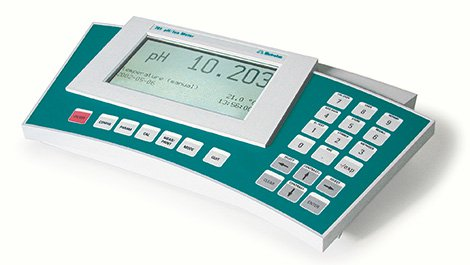 MÁY ĐO pH 781 METROHM