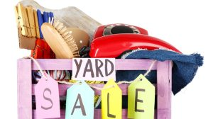 The Pros and Cons of Yard Sales
