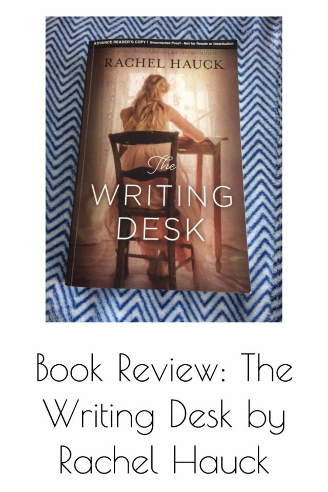 The Writing Desk was extremely well written. I loved how the 2 stories of individuals intertwined. It was a whole nother world, but with similar stories.