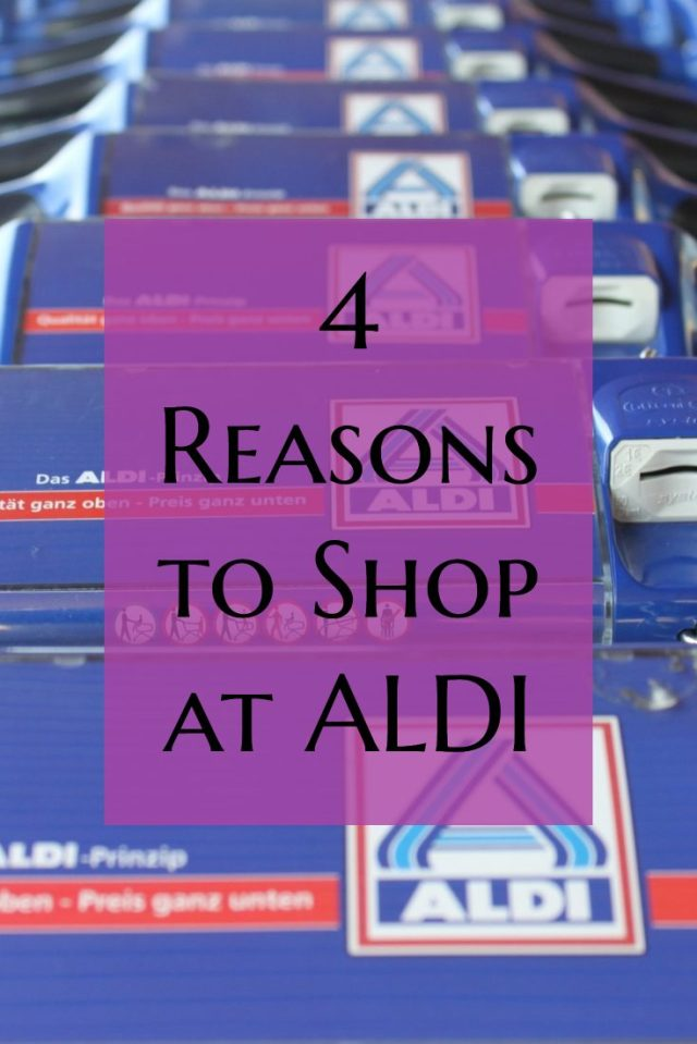 Scores of people love to shop at ALDI, which opened its first US location in 1976. Over the years, that number has grown to almost 2,000 stores. Here are four reasons to consider shopping the increasingly popular chain.