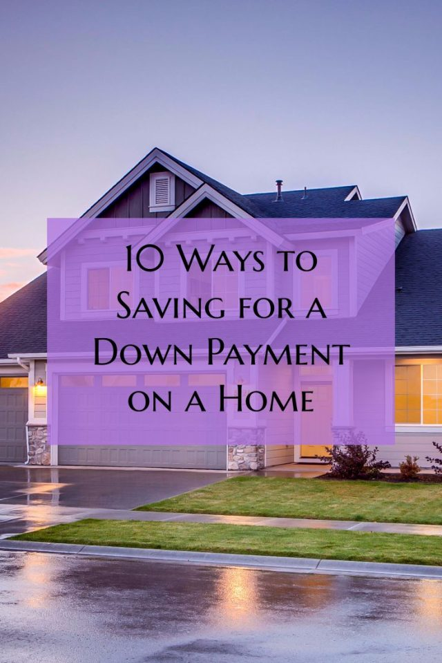 Saving up to get your own home is not as easy as everyone thinks. Some of those who can truly afford say it's a piece of cake. But for most families, it's always been up and down over the years trying to save for a home.