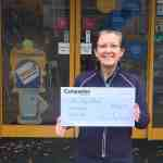 Mobility retailer 'pays it forward' with Dogs Trust donation