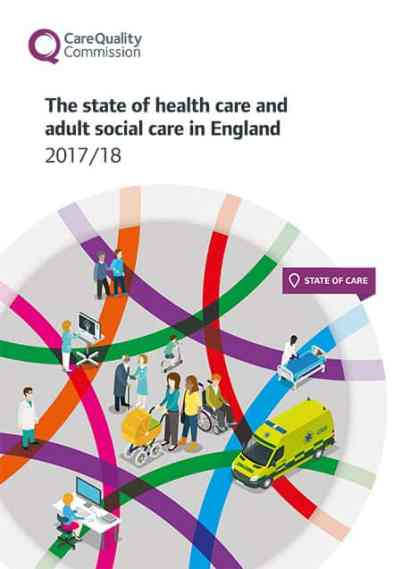 State of Care report image