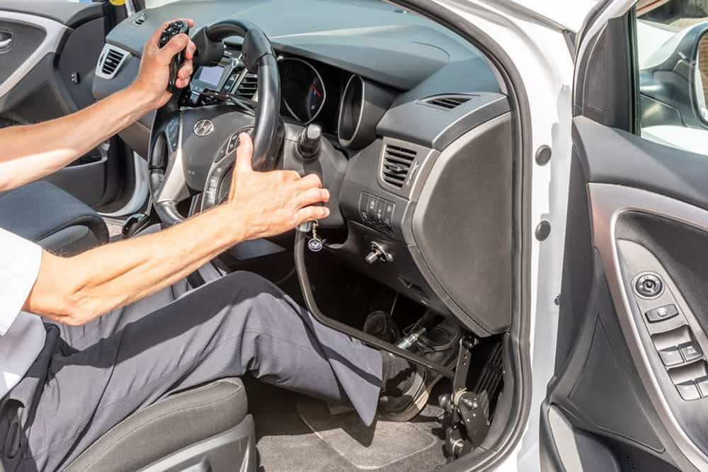 BAS vehicle adaptations image