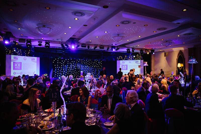 BHTA Awards dinner