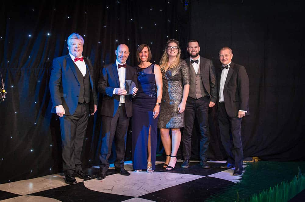 BHTA Disabled Care and Mobility retailer of the year award