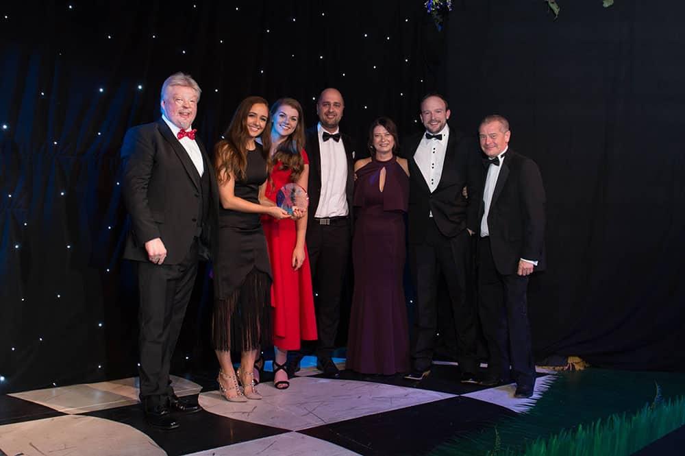 BHTA Awards 2018 Fish Insurance winners