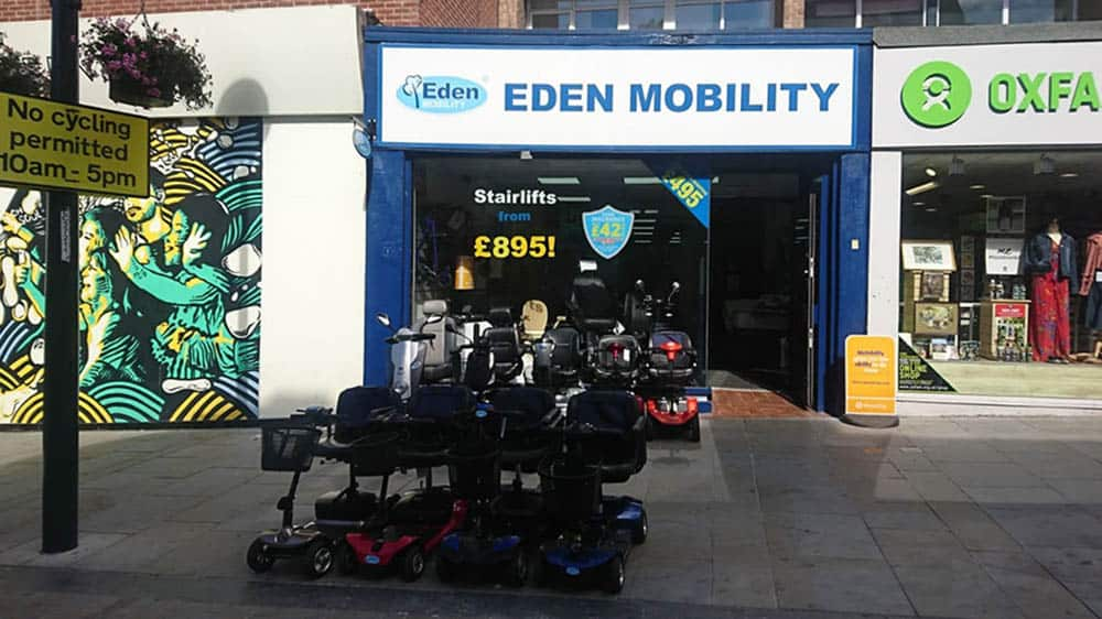 Eden Mobility image