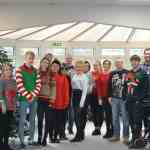 TGA team Christmas Jumper Save the Children