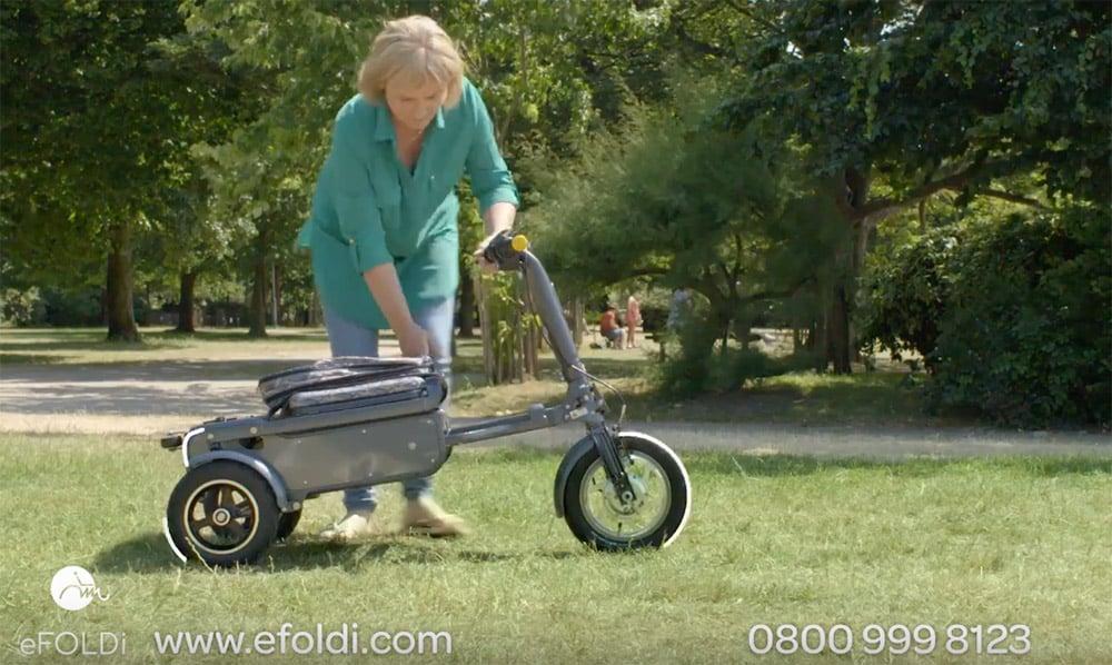 eFOLDi TV advert image