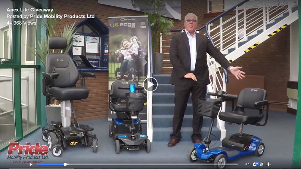 Pride Mobility image