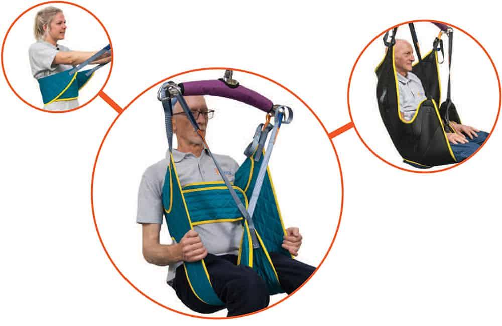 Herida's new sling range image