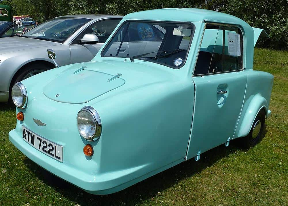 1973 three wheeled Invacar