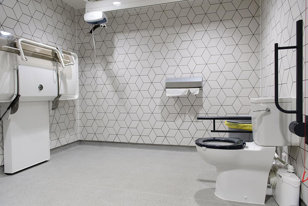 The Marlowes Shopping Centre Changing Places facilities image