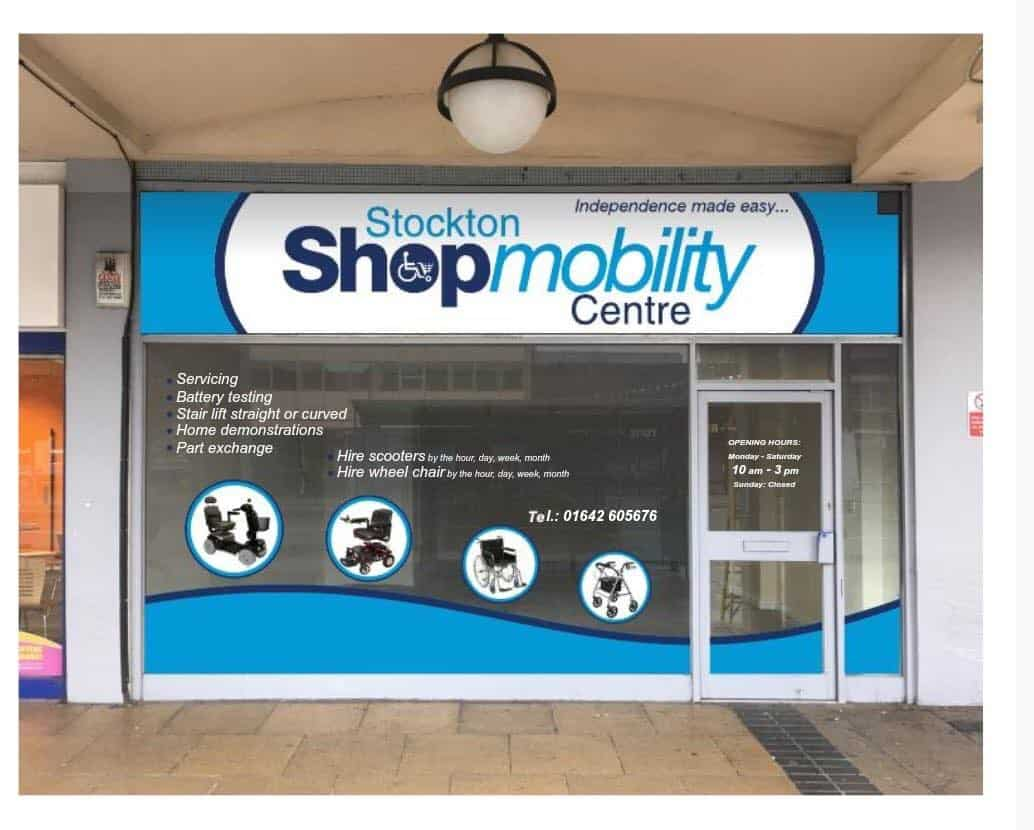 Shopmobility Stockton on Tees image