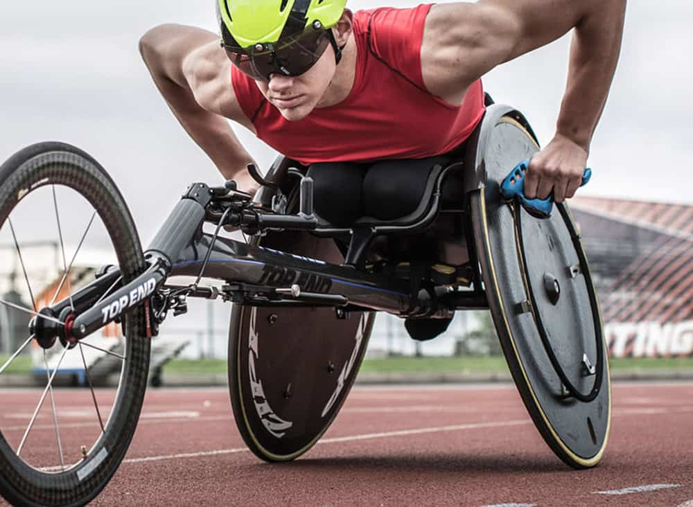 Invacare Top End range image