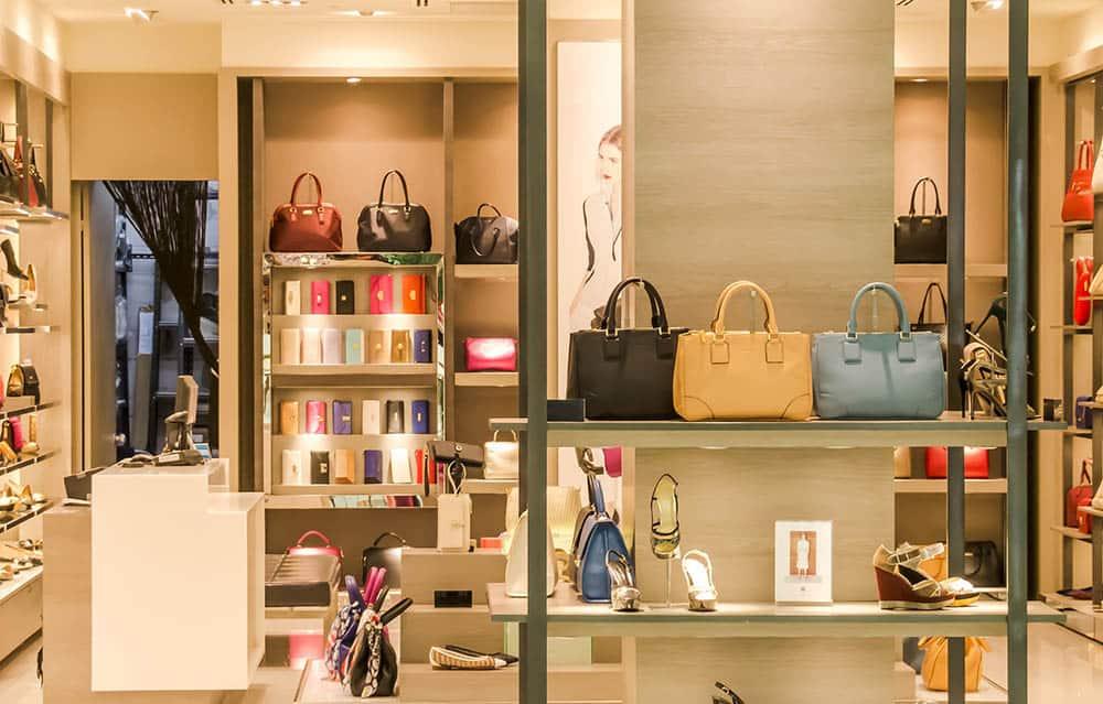 Luxury items entice customers