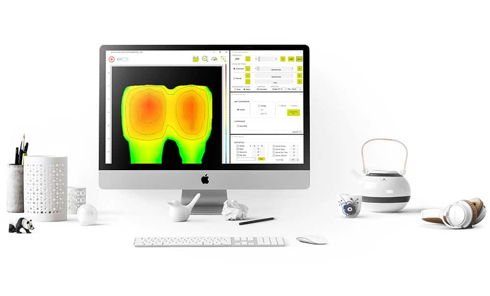 Sensormedical Body Pressure Mapping system image