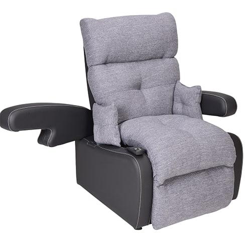 Aurigny Healthcare Innov'sa chair range Naidex Retailers guide