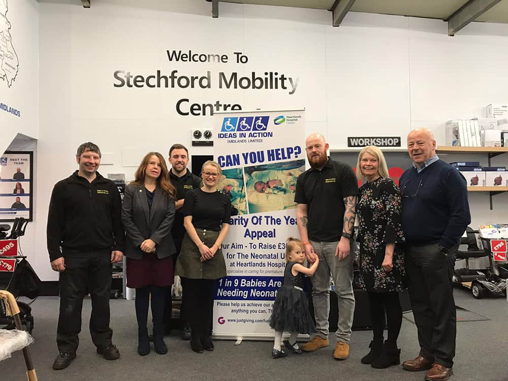 Ideas in Action by the Stetchford Mobility Centre image