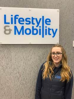 Lifestyle and Mobility Katie image