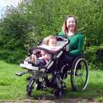 Product design charity seeks user & healthcare professional input to develop new wheelchair baby carrier