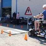 TGA scooter training image