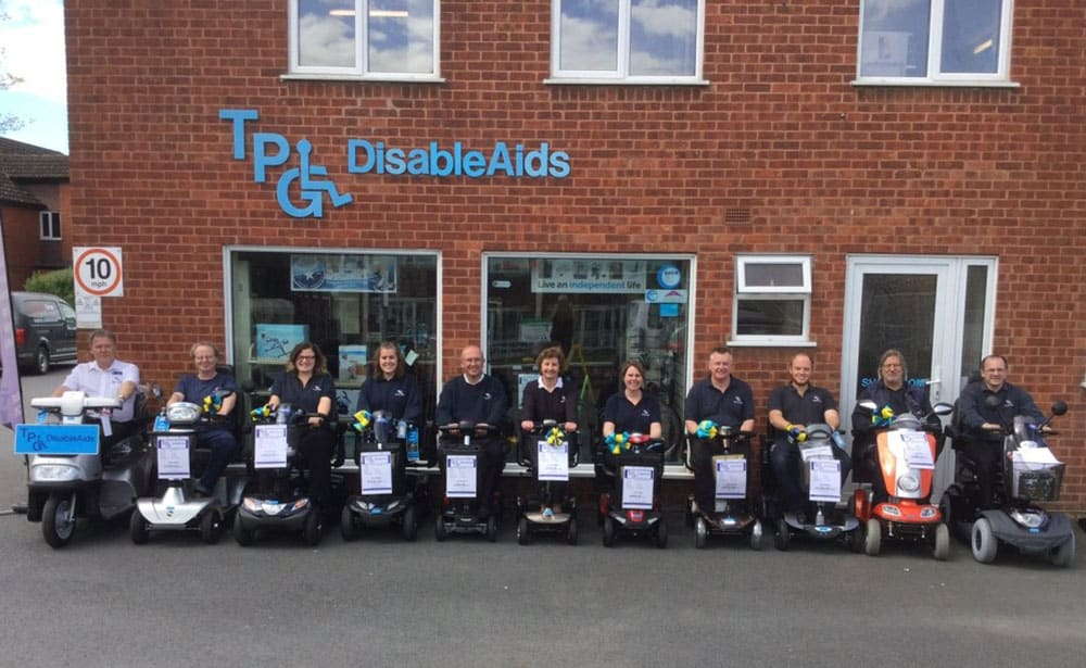 TPG DisableAids