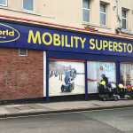 Ableworld store front Cheshire