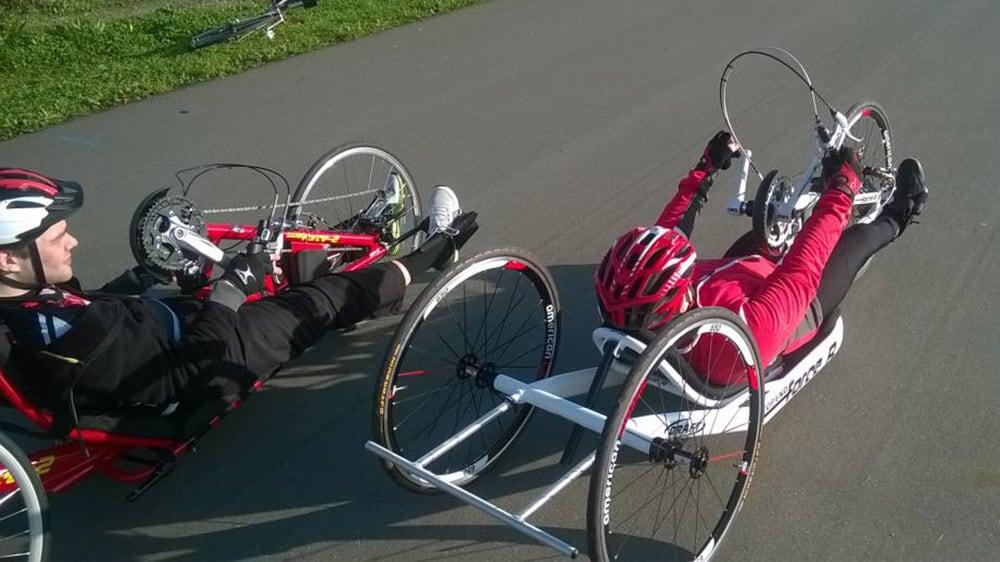 British Cycling HSBC UK Disability Hub image