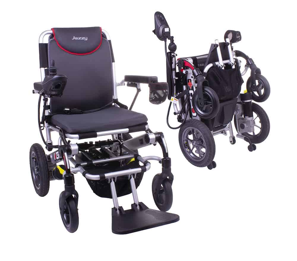 Pride Mobility i-Go electric wheelchair image