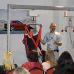 Molift paediatric hoisting seminar from Etac R82 achieves high attendance at Kidz Middle