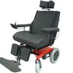 New Scandinavian bariatric powerchair big on features makes UK market debut