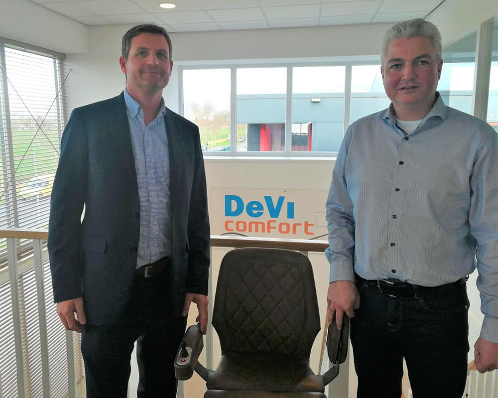 Devi Founding and Candor Care Managing Director