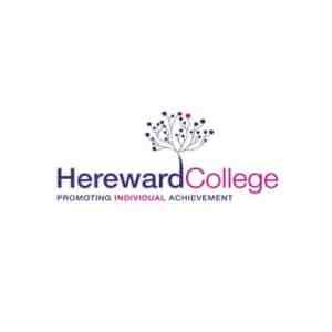 Hereward College logo
