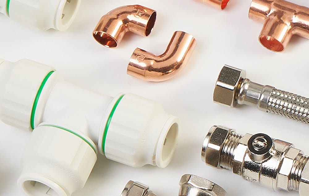 AKW new plumbing and fittings range for AKW One Service