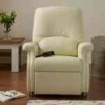Richmond Dolce Chair in a room by Repose Furniture