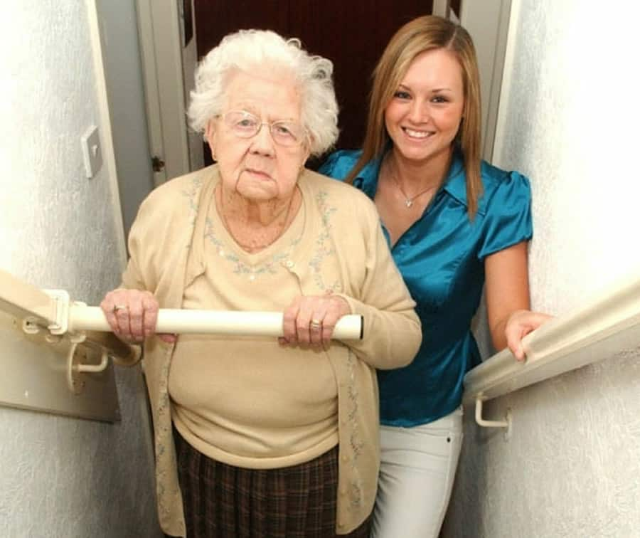 The Stairsteady - an alternative to stairlift