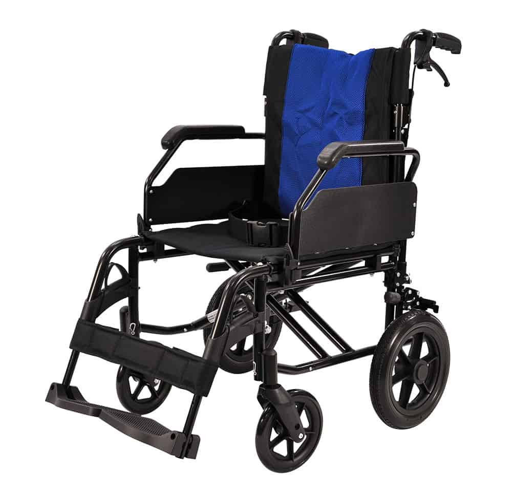 Easy1 Black Edition wheelchair image
