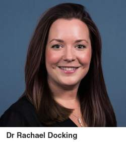 Dr Rachel Docking Centre for Ageing Better
