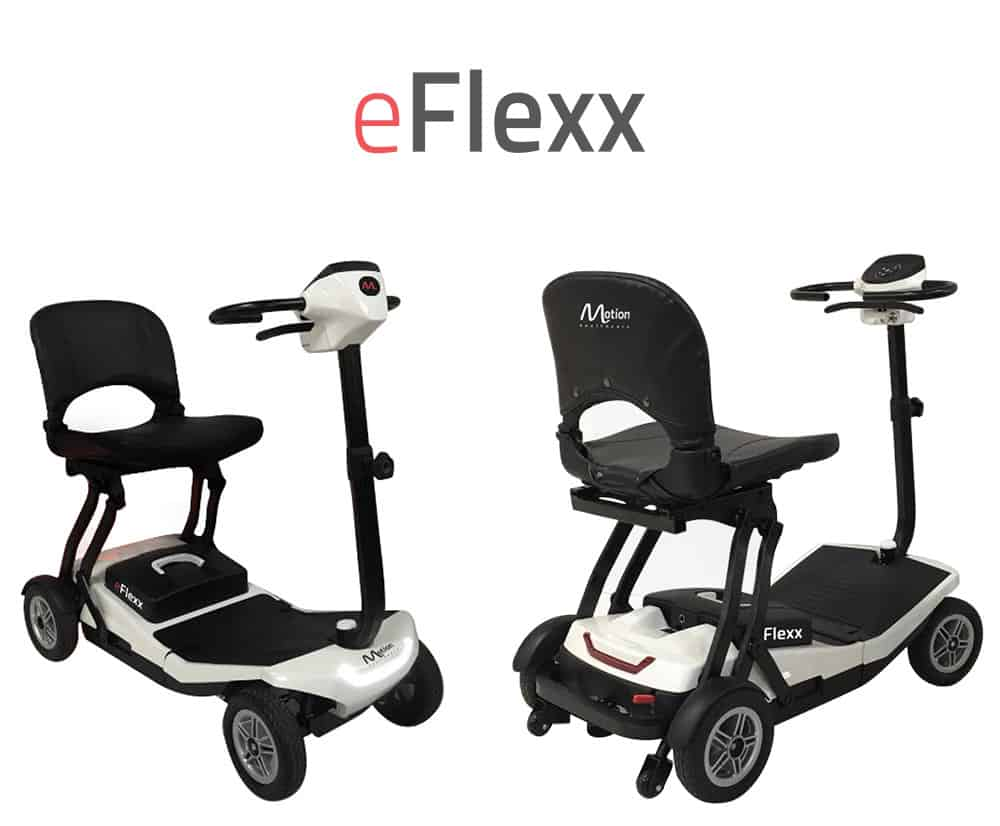 eFlexx mobility scooter image