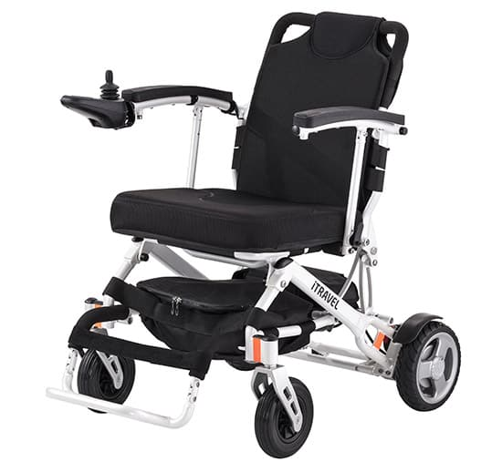 Meyra iTravel powerchair travel chair