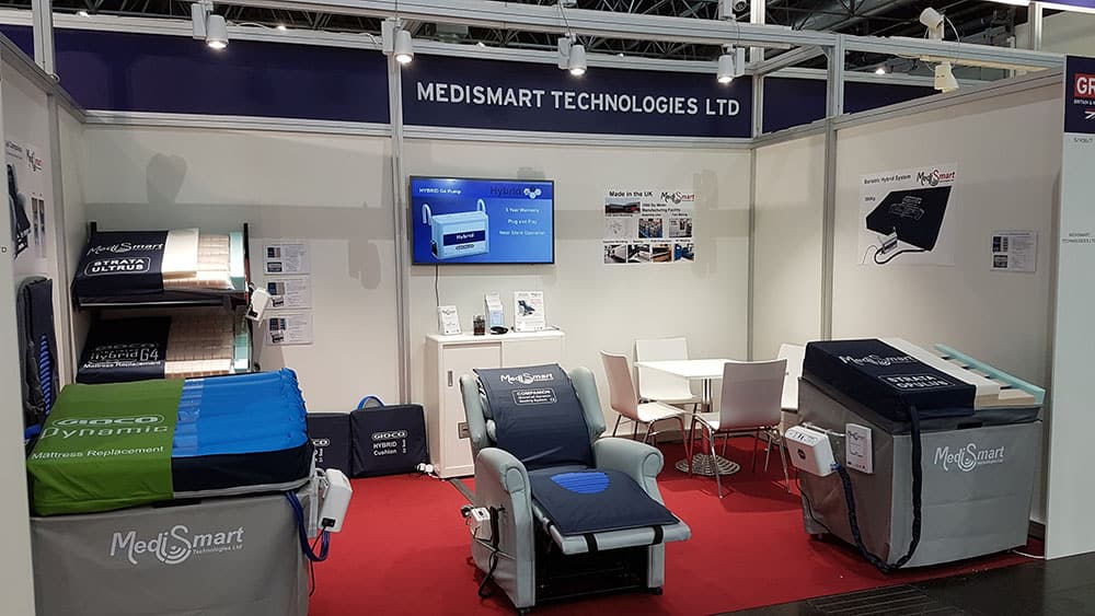 Rehacare 2019 MediSmart Technologies