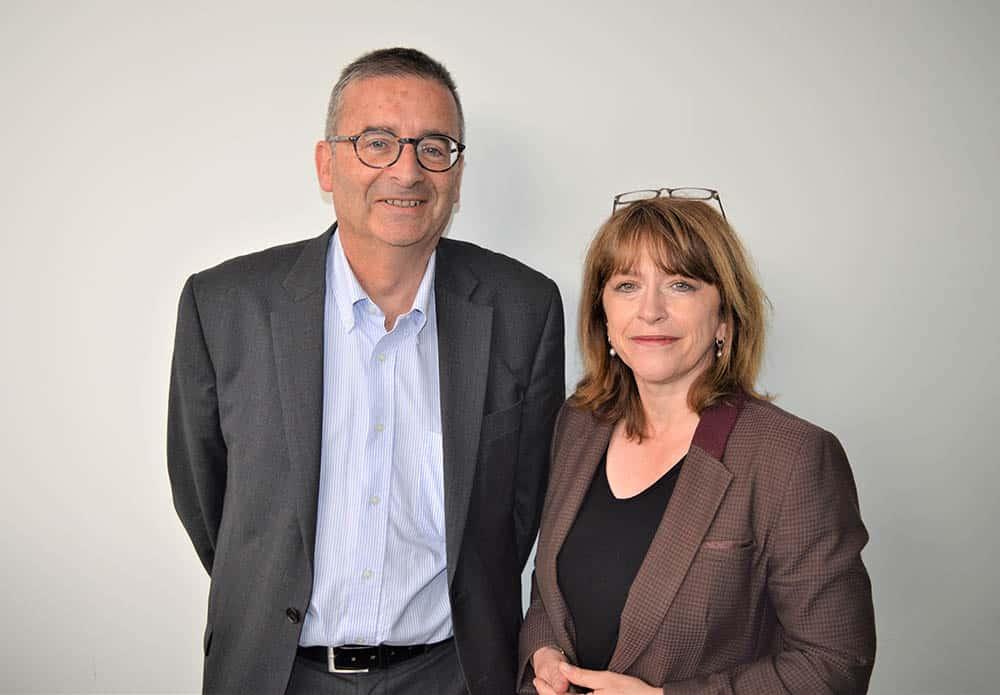 Seb Bavetta and Elaine Ferguson Fortuna Mobility
