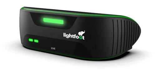Lightfoot fleet driver performance platform