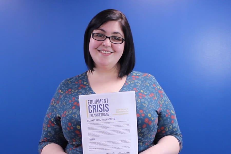 Clare Blanket Ban Newlife Charity