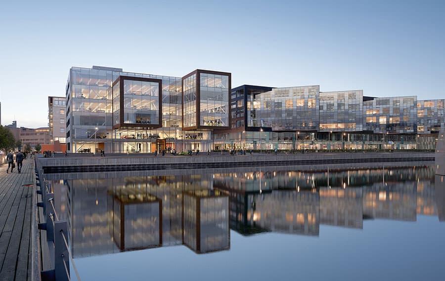 Getinge Headquarters in Gothenburg Sweden