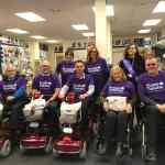 Warrington Disability Partnership Purple Tuesday