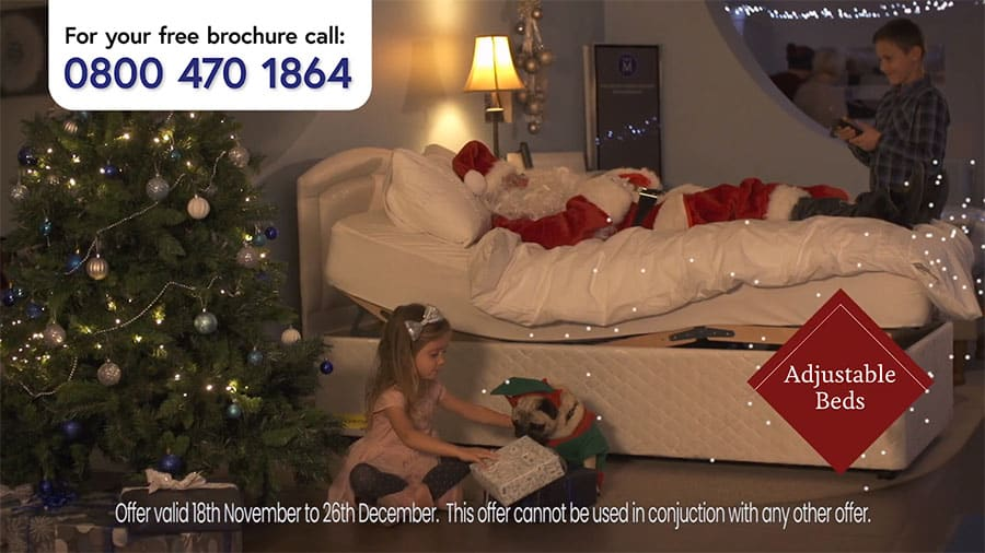 Middletons Christmas television advert